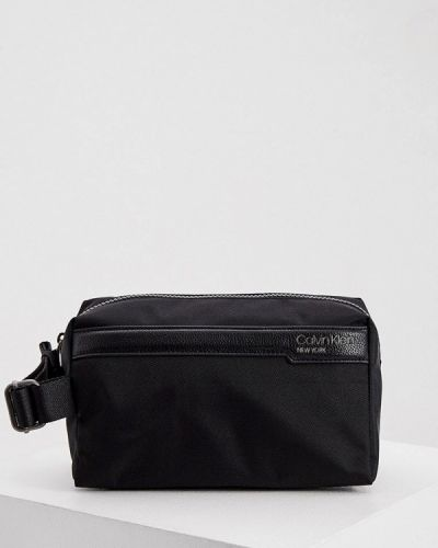 Черный несессер Calvin Klein