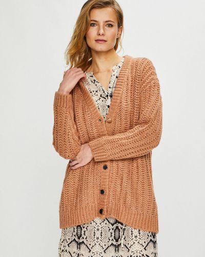Sweter z wzorem długo Vero Moda