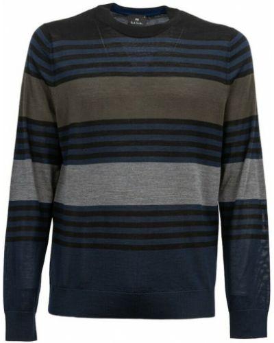 Niebieski sweter Paul Smith