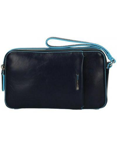 Niebieska kopertówka Piquadro