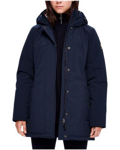 Зимняя куртка с капюшоном утепленная Kanuk
