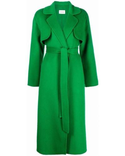 Zielony płaszcz Parosh