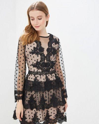 Вечернее платье декаданс черное True Decadence