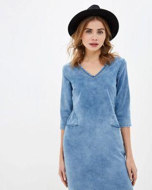 Джинсовое платье осеннее Top Secret
