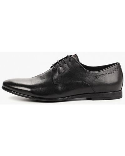 Туфли черные Kruzo