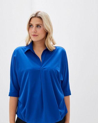 Блузка синяя Svesta