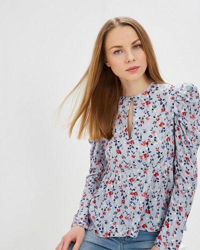 Блузка с длинным рукавом весенний Lost Ink.