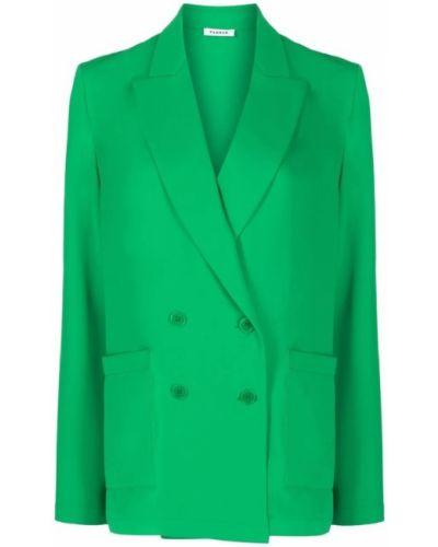 Zielona kurtka Parosh