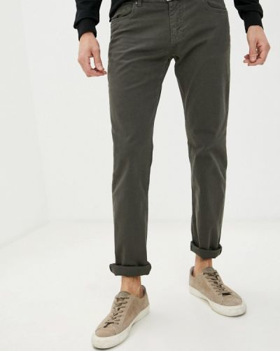 Повседневные зеленые брюки Jimmy Sanders