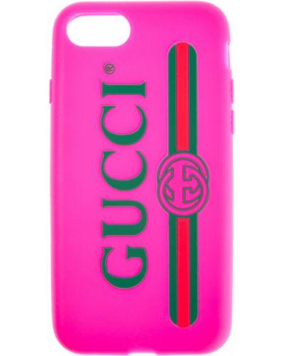 Брелок для телефонов с логотипом Gucci