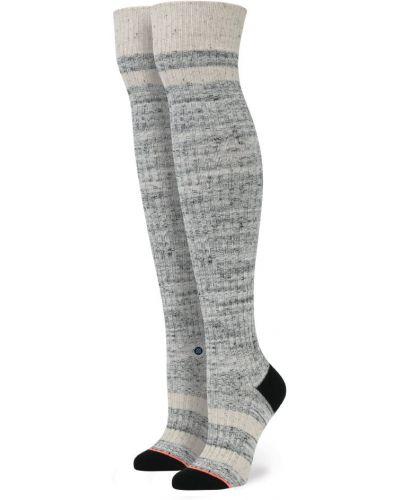 Серые носки термоноски Stance