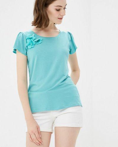 Бирюзовая футболка 2019 Zarina