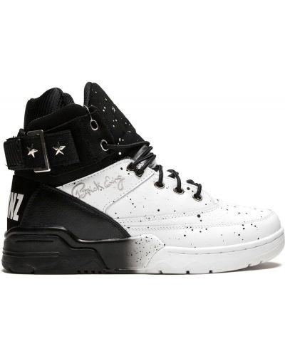 Городские черные кроссовки Ewing