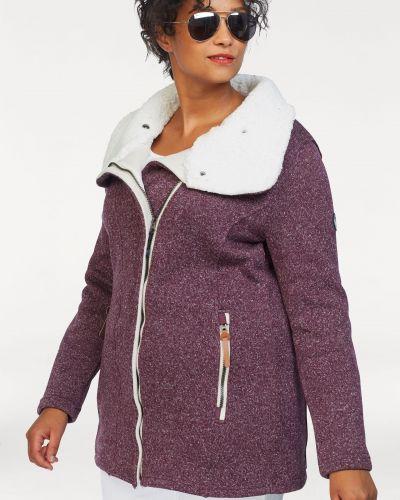 Спортивная куртка - бордовая Polarino