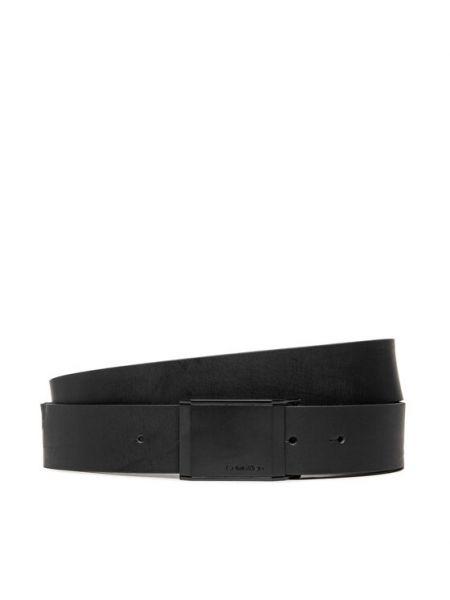 Pasek - czarny Calvin Klein