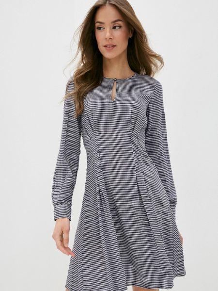 Платье серое прямое Ovs