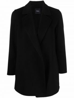 Шерстяной пиджак - черный Theory