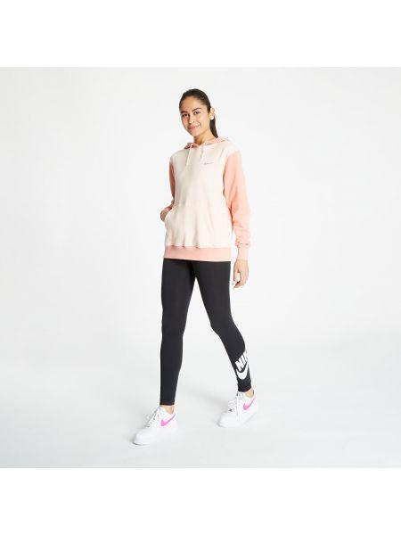 Niebieski pulower Nike