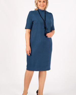 Платье миди на торжество платье-сарафан милада