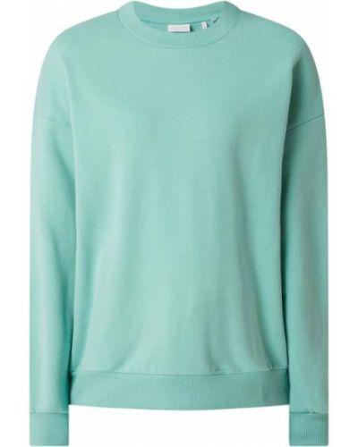 Bluza bawełniana - turkusowa Rich & Royal