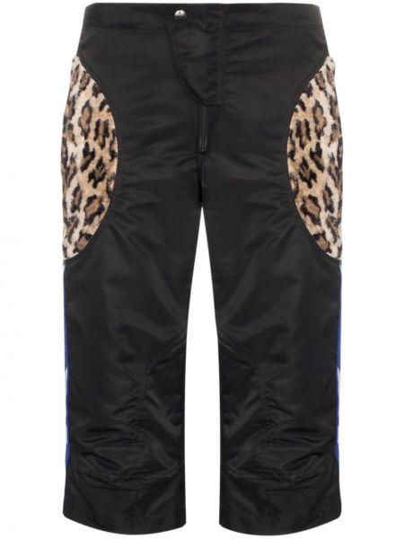 Черные шорты Martine Rose