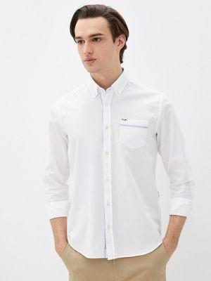 Белая рубашка с длинными рукавами Galvanni