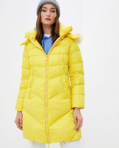 Желтая куртка Hetrego