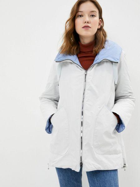 Теплая оранжевая утепленная куртка Dixi Coat