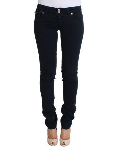 Niebieskie jeansy Galliano