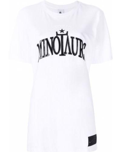 Свободная футболка прямая в рубчик Nike