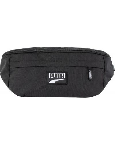 Черная поясная сумка Puma