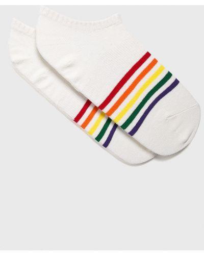 Белые носки Fulloff