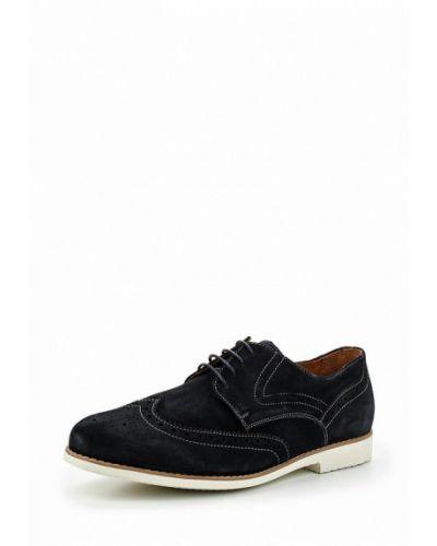 Туфли замшевые резиновые Ralf Ringer