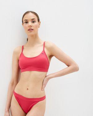 Розовый купальник Puma