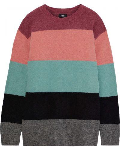 Акриловый свитер в полоску Line