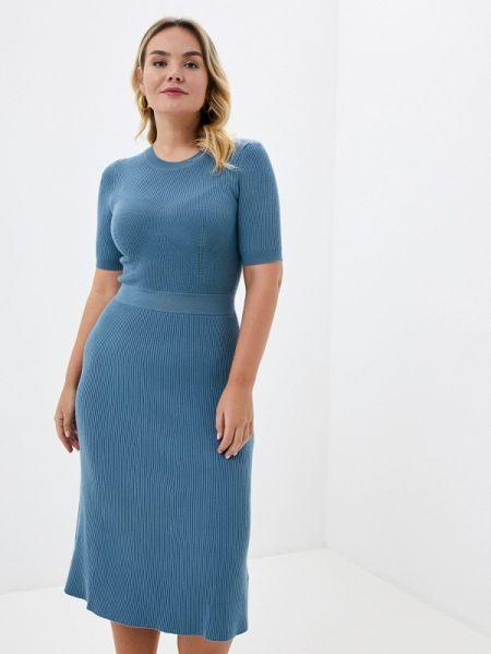 Платье вязаное весеннее Zarina
