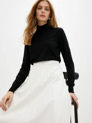 Черная зимняя кофта Trussardi