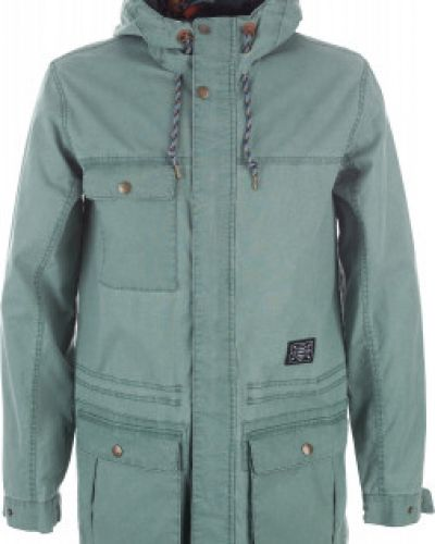 Длинная куртка с капюшоном спортивная Termit