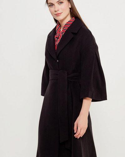 Черное пальто Grand Style