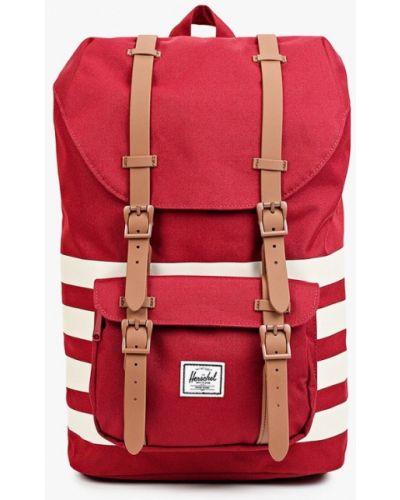 Рюкзак из полиэстера - бордовый Herschel Supply Co