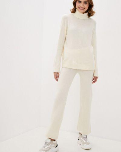 Белый костюмный вязаный костюм Brave Soul