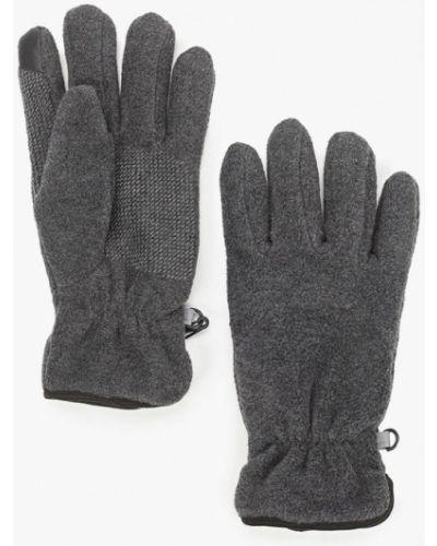 Текстильные серые перчатки Marks & Spencer