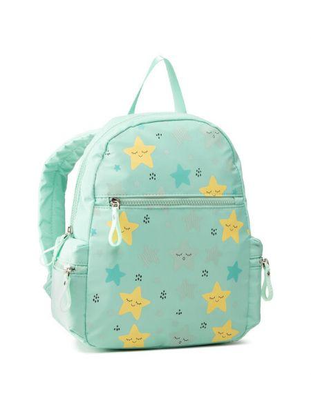 Zielony plecak Nelli Blu