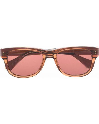 Różowe okulary Cartier