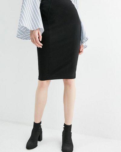 Черная юбка Pinko