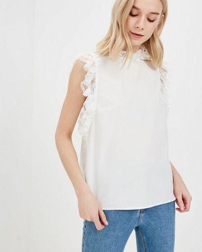 Белая блузка Glamorous