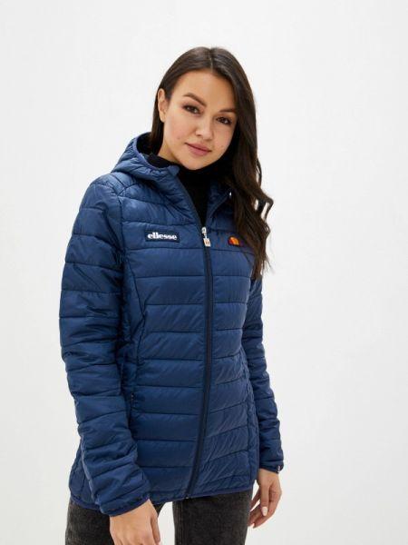 Утепленная куртка осенняя синий Ellesse