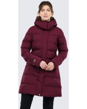 Куртка с капюшоном - красная Icepeak
