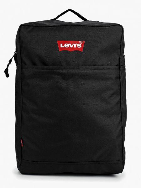 Черный рюкзак Levi's®
