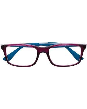Розовые очки Ray Ban Junior